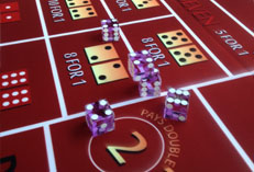 Casino Party Events rental Craps DICE, Craps DICE for rent Catering